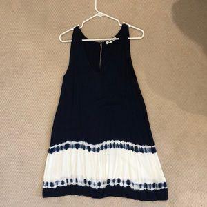 B.B. Dakota tie dye dress
